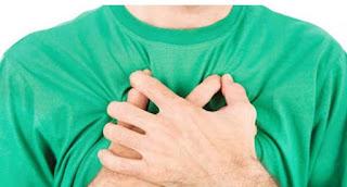 sesak napas bisa menjadi tanda gagal jantung