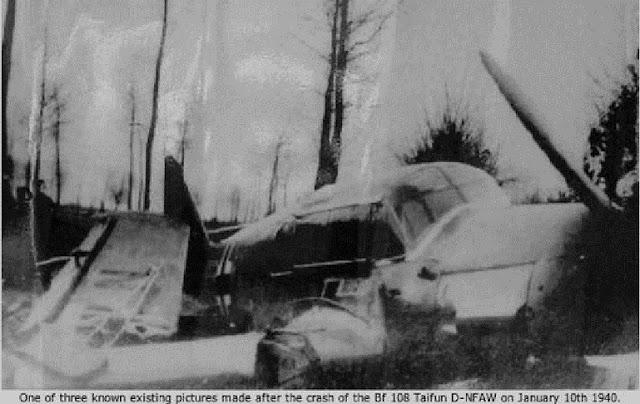 10 January 1940 worldwartwo.filminspector.com Mechelen Incident