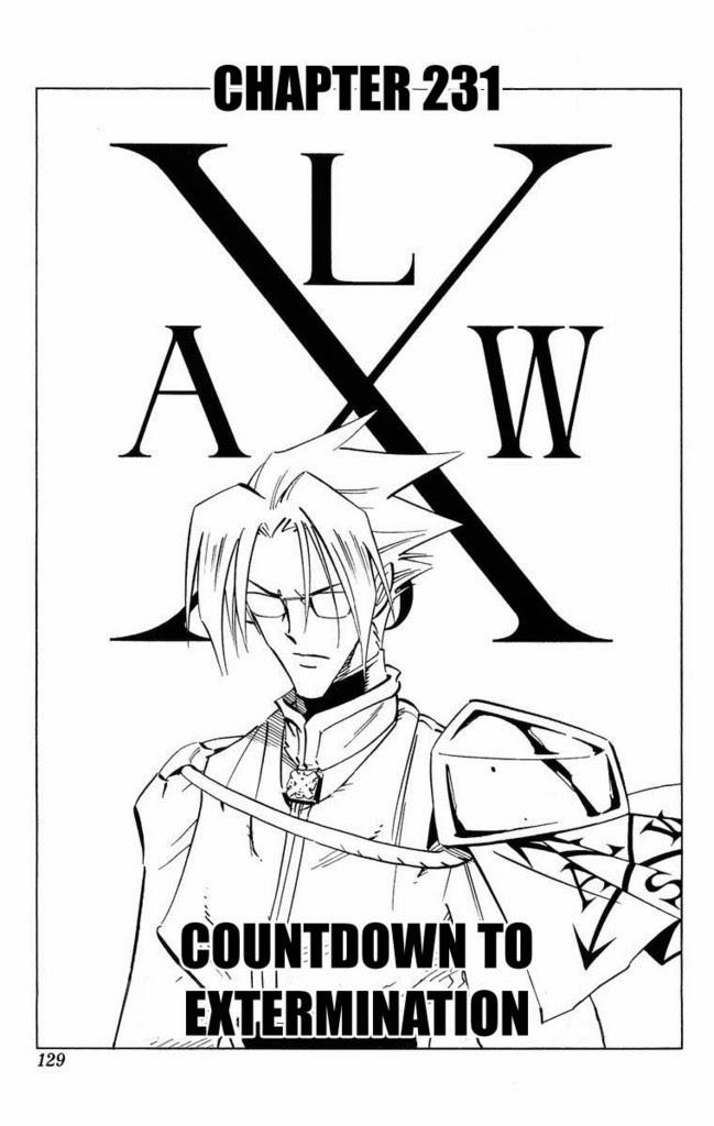 Shaman King [Vua pháp thuật] chap 231 trang 2