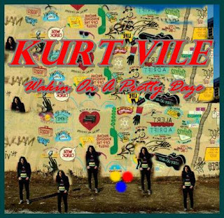 Kurt Vile Album Wakin On A Pretty Daze cover