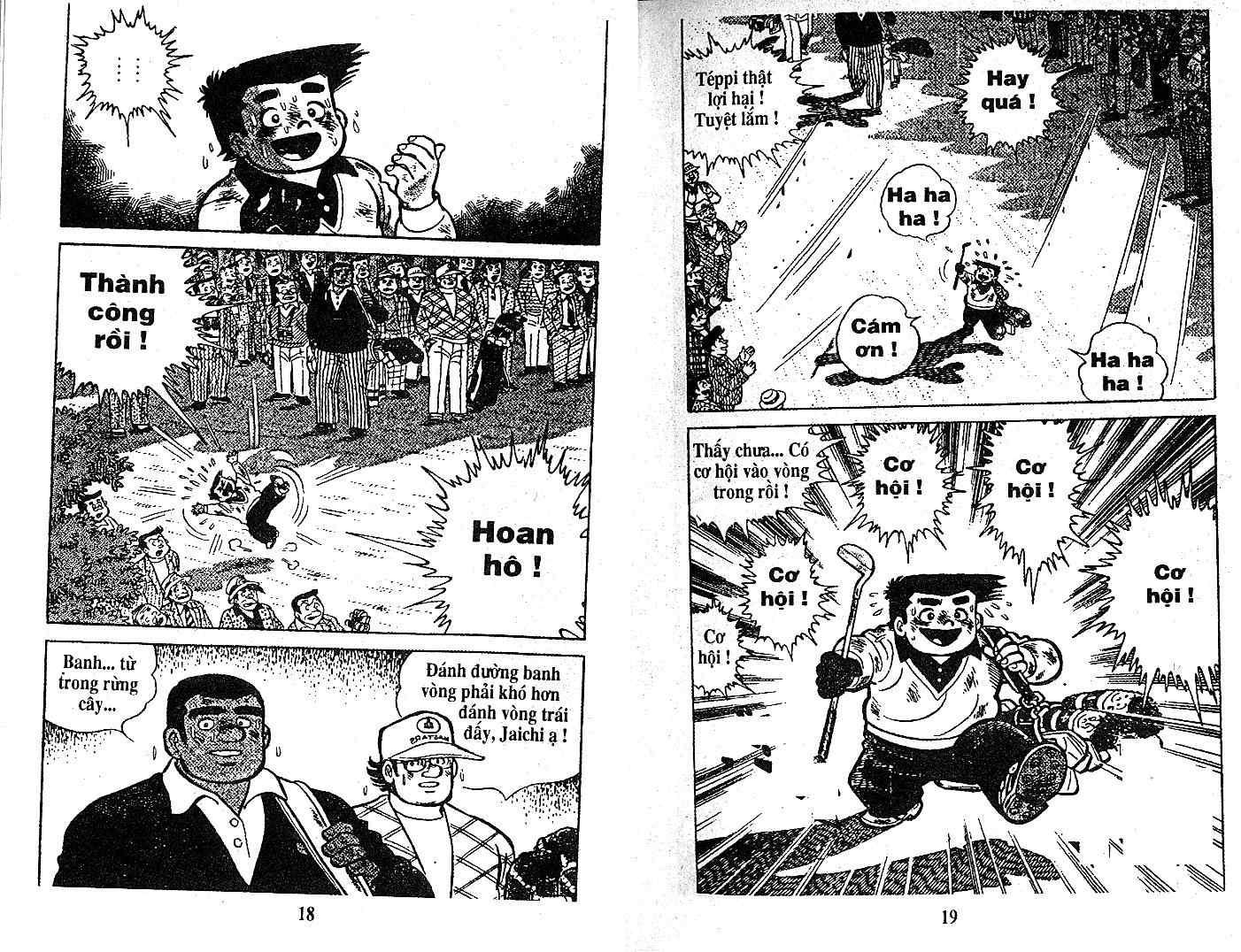 Ashita Tenki ni Naare chapter 20 trang 8
