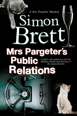 Mrs. Pargeter's Public Relations, by Simon Brett