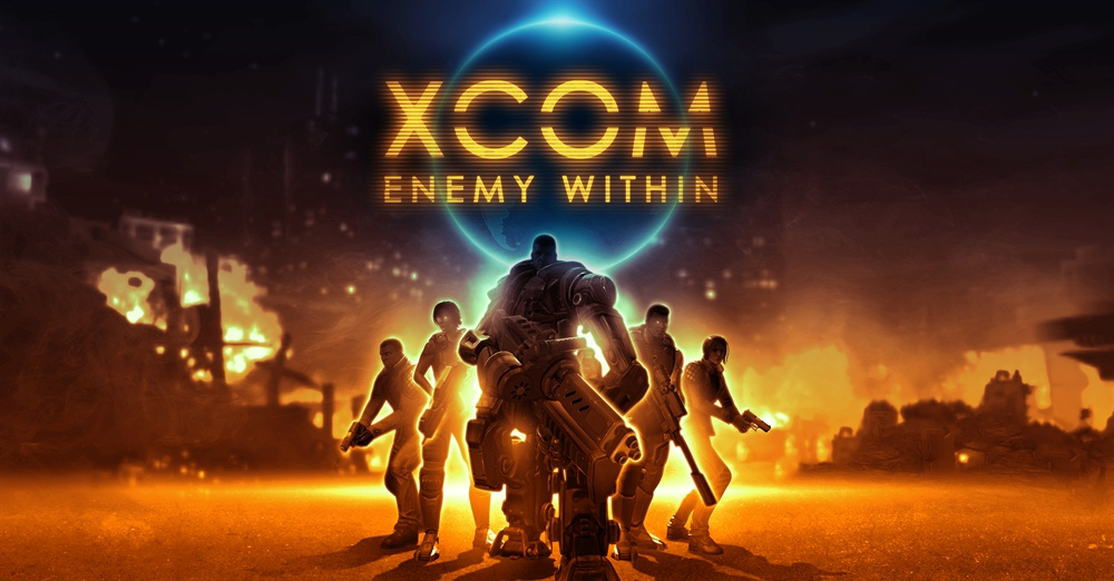 XCOM Enemy Within Download Poster