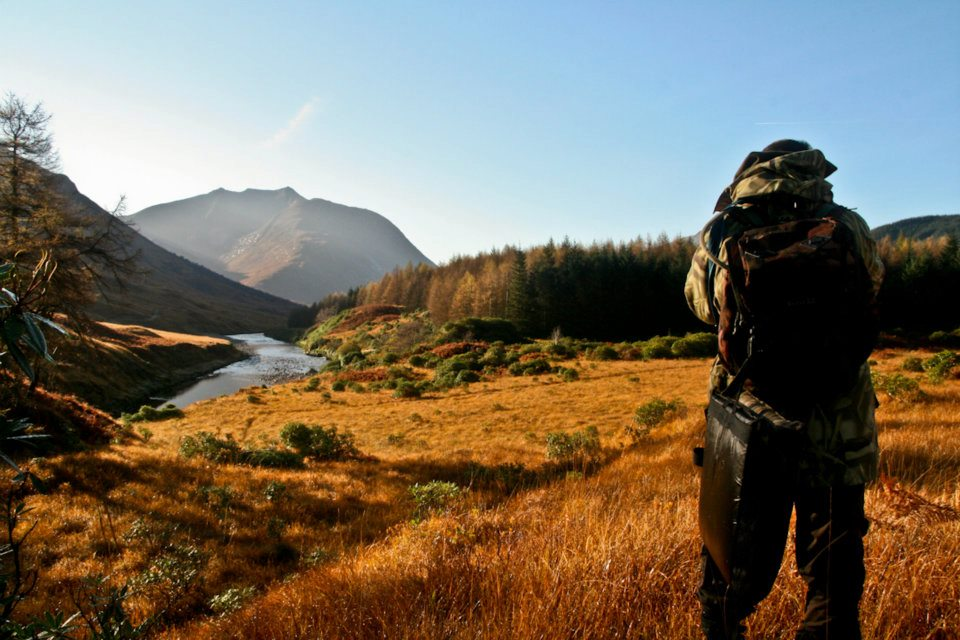 A trek through Glen Etive to Loch Etive | Roam the Hills