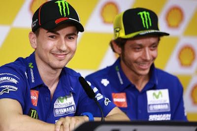 Bos Yamaha Akui Sekarang Rossi - Lorenzo Kembali Akrab