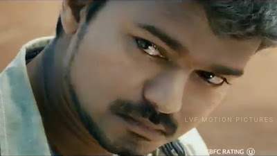 Latest HD Picture Of Vijay Mersal Movie