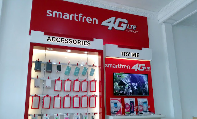 Paket Internet Unlimited Smartfren