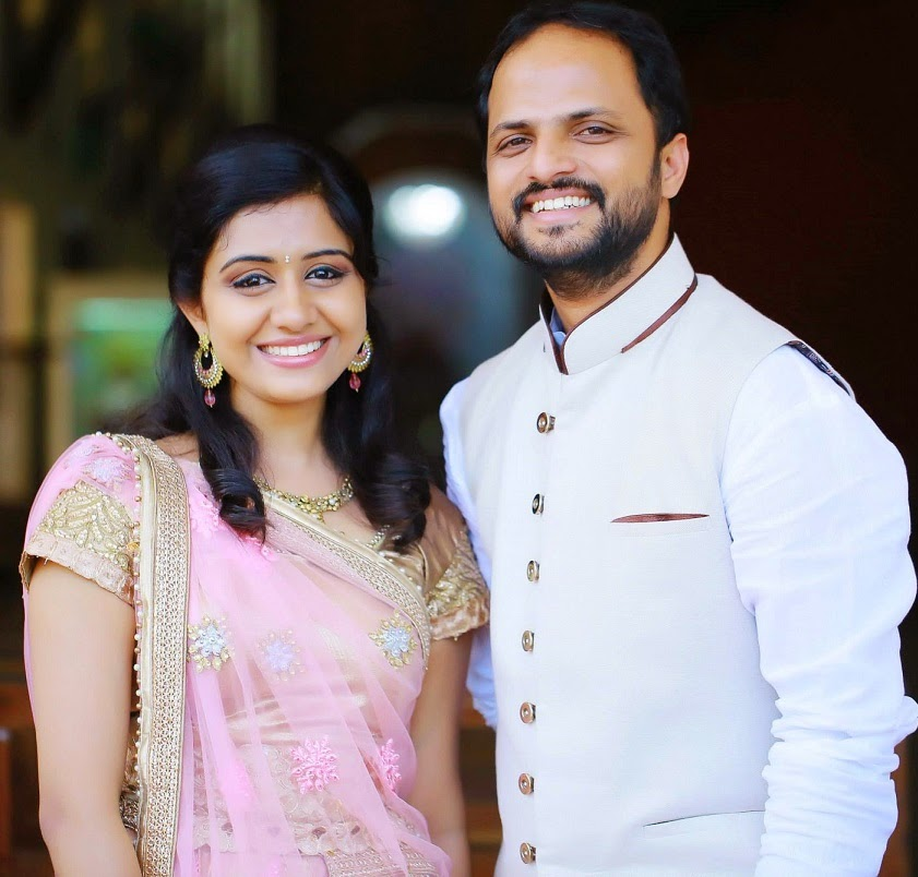 Director Jude Anthany Joseph Married Diyana Ann James