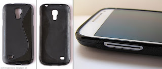 Cover in TPU Sline per S4 Mini