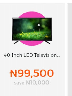 Poly star 40-inch LED Television