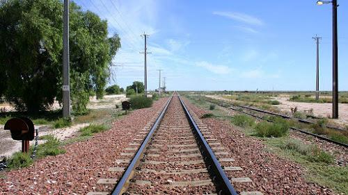Reta mais longa em uma ferrovia do mundo