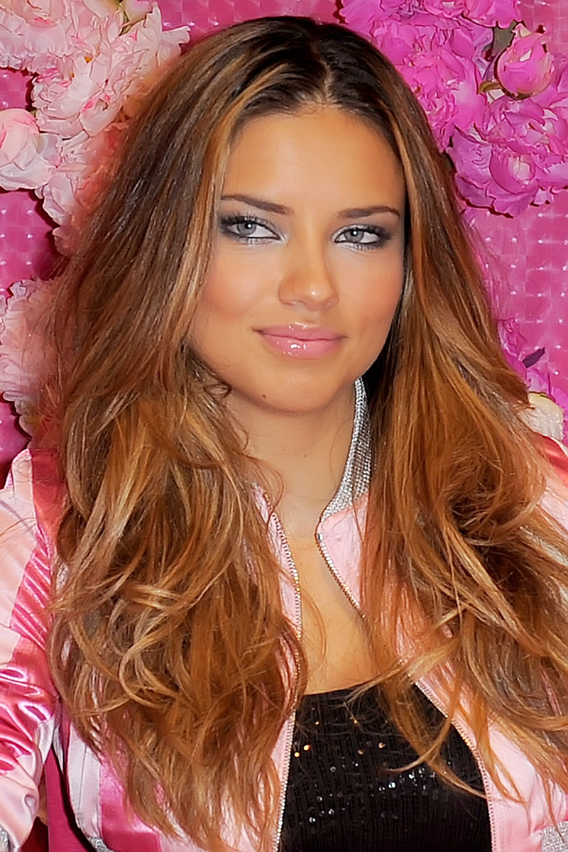 Photographies 8 Adriana Lima Hairstyles