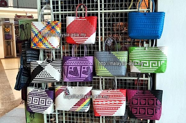 Woven Bags Miri Sarawak