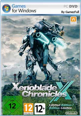 Descargar Xenoblade Chronicles X pc full español mega y google drive.