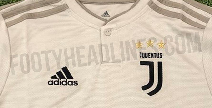 best loved 4c4ab dac71 Juventus 18-19 Away Kit Leaked | Futbolgrid