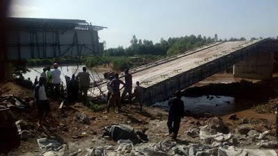 Sigiri Bridge in Budalangi. PHOTO | File