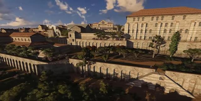 Τα Θαυμαστά Ύδατα της Κωνσταντινούπολης