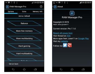 RAM Manager Pro v8.6.3 APK Terbaru