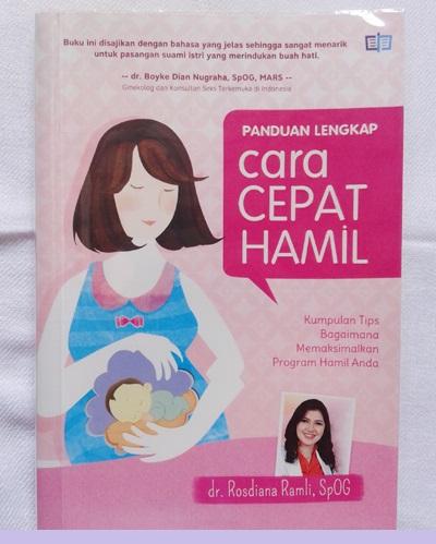 buku panduan tips hamil
