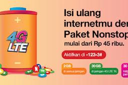 Info Tarif Dan Cara Daftar Paket 4G Three