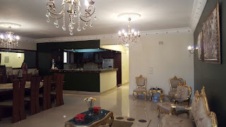 شقة للبيع بالتجمع الخامس تقسيط 210 متر بالنرجس سوبر لوكس لقطة