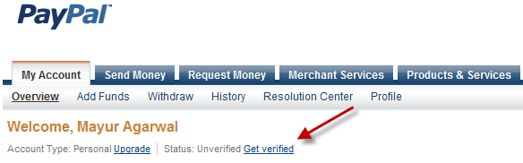 How to Verify Paypal Account | Paypal Turbo Premium 8 4