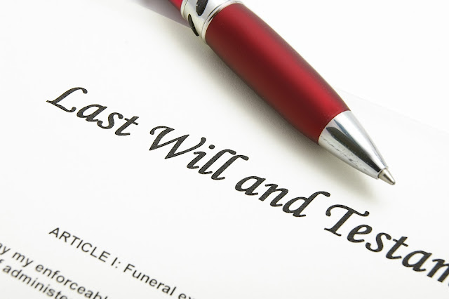 What does it Cost to Make a Will?