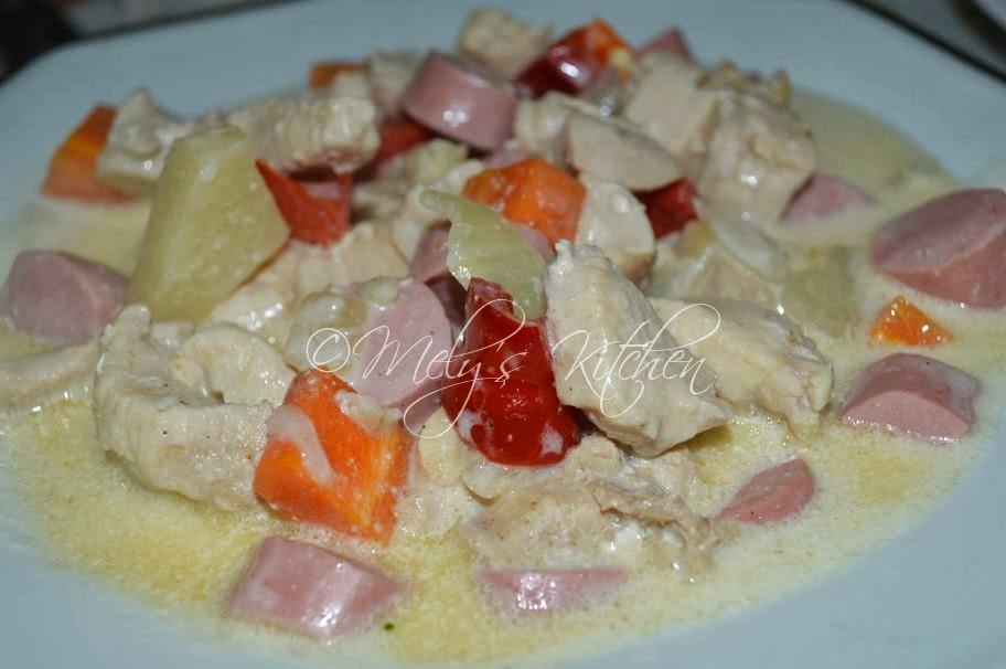 Melys kitchen chicken pastel melys kitchen forumfinder Gallery