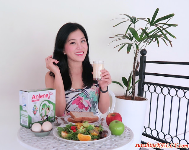 Care for the 3 Highs for healthier heart with Anlene Heart-Plus™