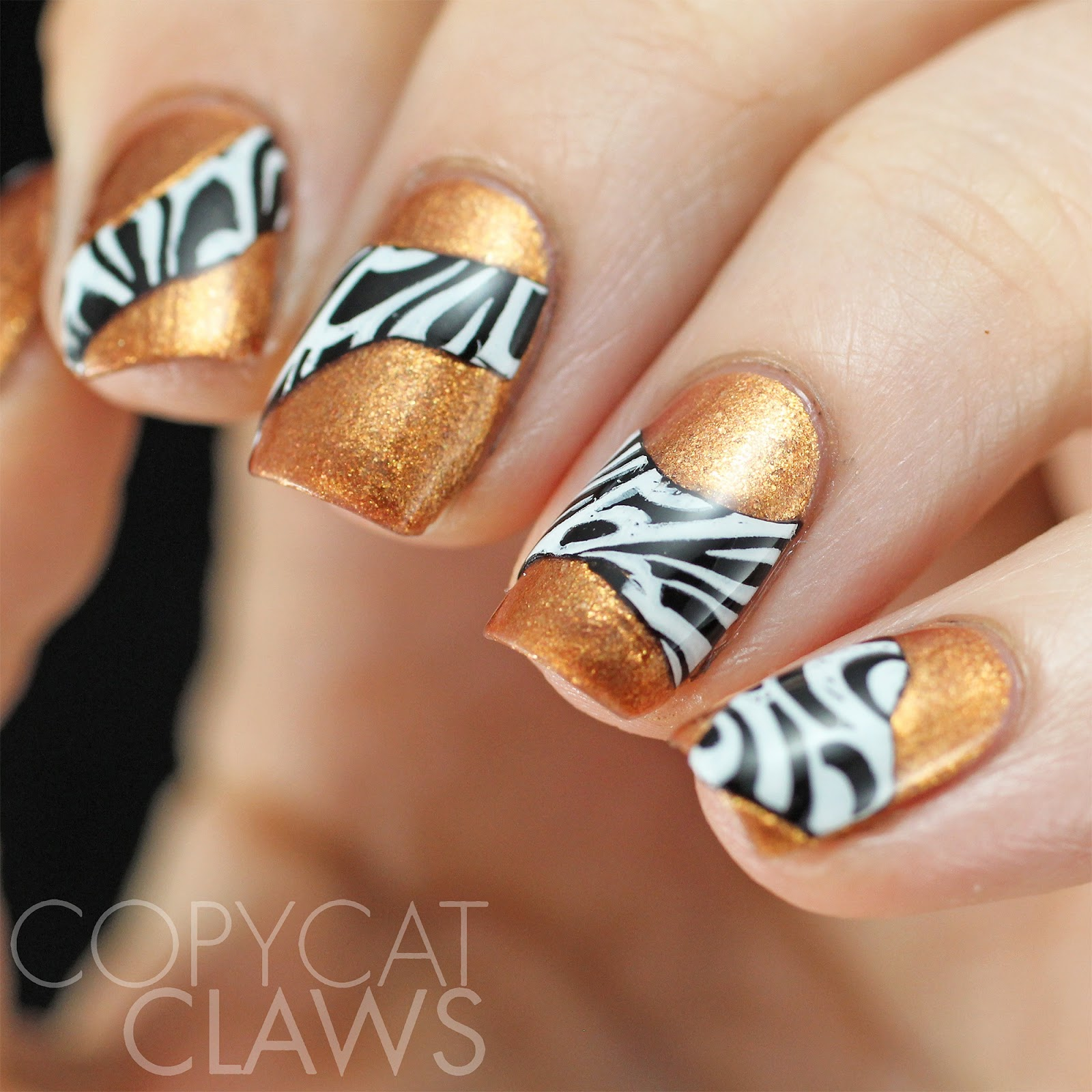 Copycat Claws: 40 Great Nail Art Ideas - Fashion