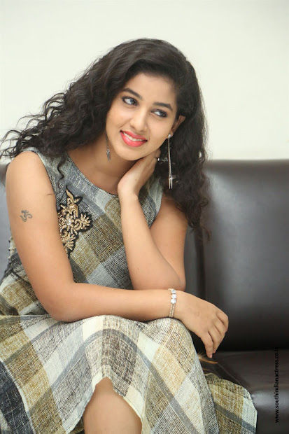 Pavani Reddy Hot Stills Lovers Club Movie Interview - South Indian Actress
