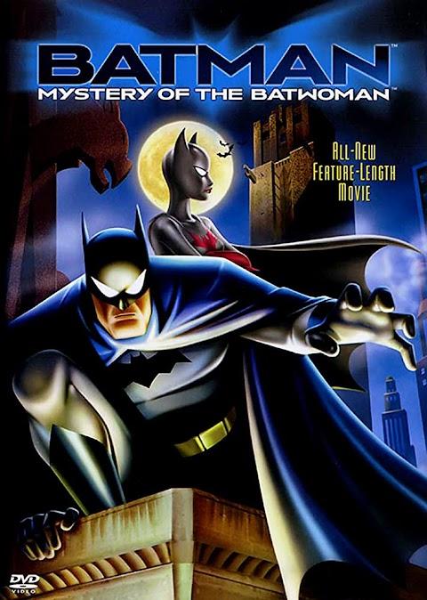 Batman Misteri i Batwoman  Dubluar ne shqip