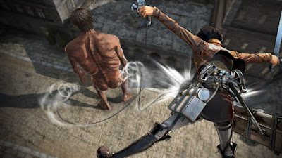 3K9J9awNjRoDnMj57ccTmi-650-80 Attack on Titan 2 confirmed for PC, so check out some new screens Games