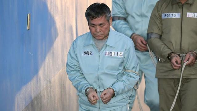 Pendeta Korsel Dipenjara 15 Tahun Lantaran Perkosa Delapan Anggota Jemaat