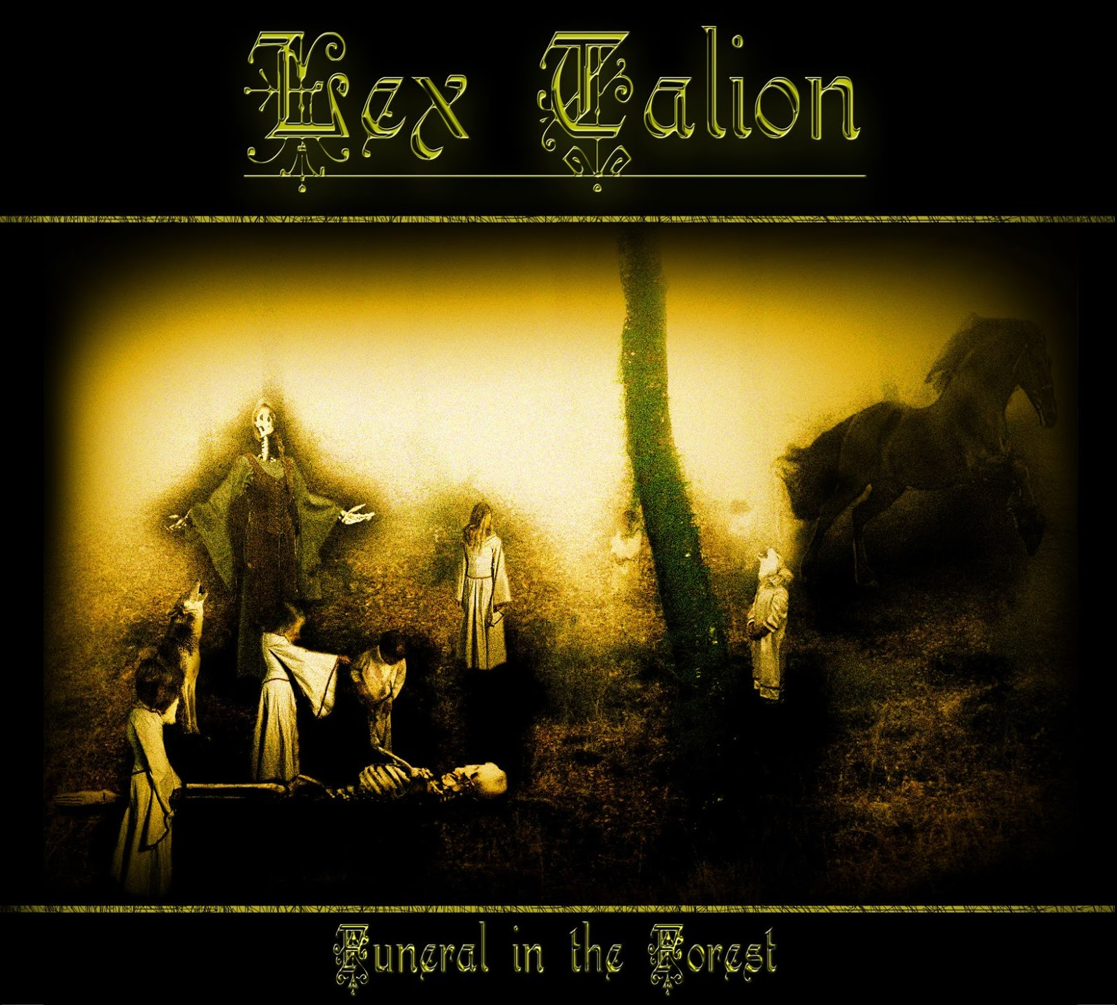 Metal Spirit: Lex Talion - Funeral in the Forest (2012)