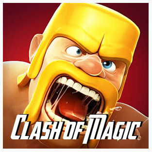 Clash Of Magic - COC Mod Apk Private Server v9.434.4 (Gems/Gold/Elixir) Full Fitur