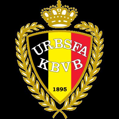 Logo Timnas Sepakbola Belgia