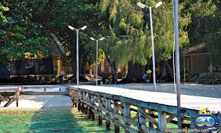 Pulau Genteng Kecil - Pulau Harapan