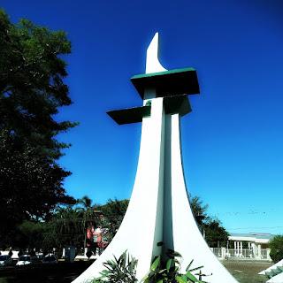 Monumento da Praça José Bonifácio, Vera Cruz (RS)