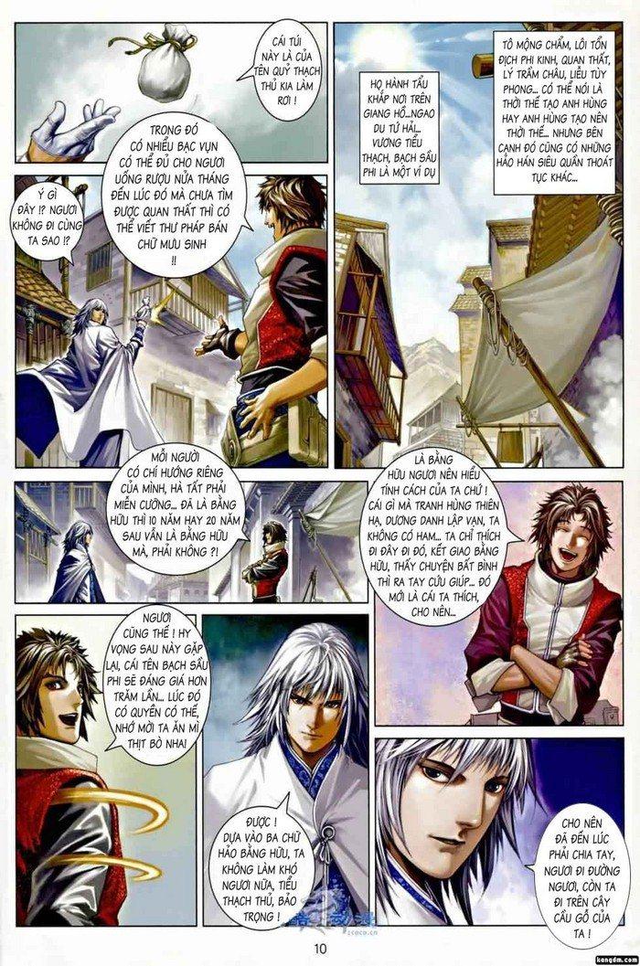 Ôn Thụy An Quần Hiệp Truyện chap 2 trang 8