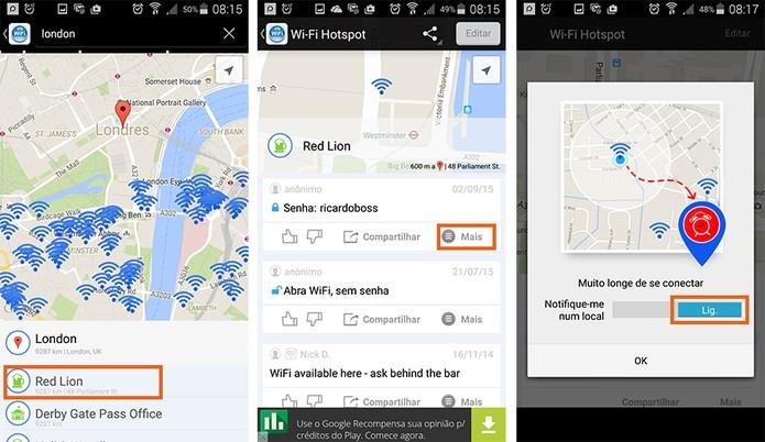 Veja como conseguir senhas de redes WiFi 4