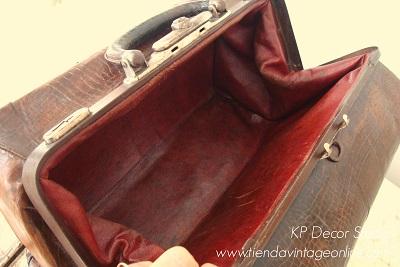 Comprar maleta de doctor antigua