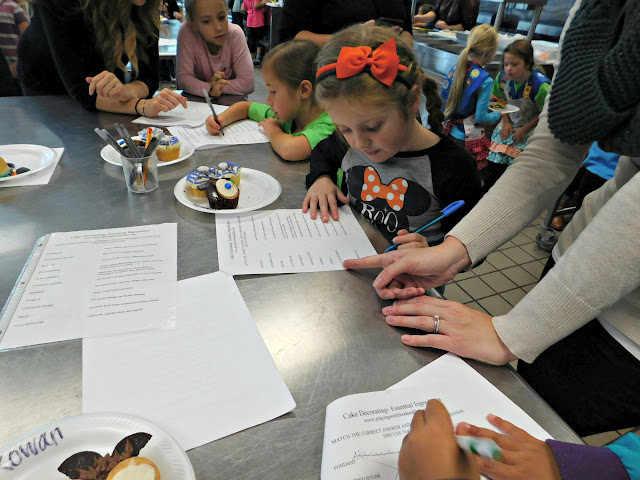 Learning is fun with Girl Scouts of North East Ohio