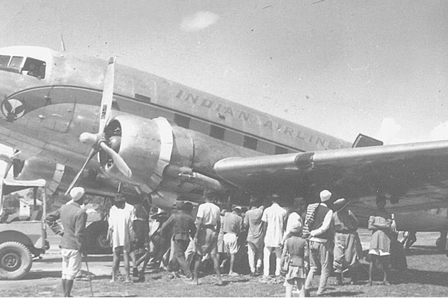 Changes in Pokhara - 1  Airport (1950s and now) | Jagannath