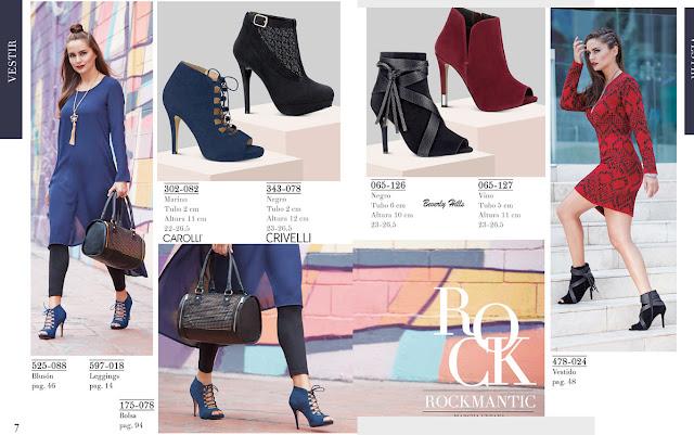 Zapatos verochi  damas Primavera verano 2018 en línea