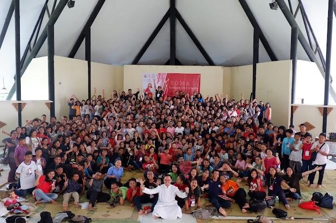 Menghasilkan Remaja Bintang Peradaban Kasih