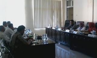 DPRD Bolmut Gelar Hearing Bahas Nasib Status Desa Goyo