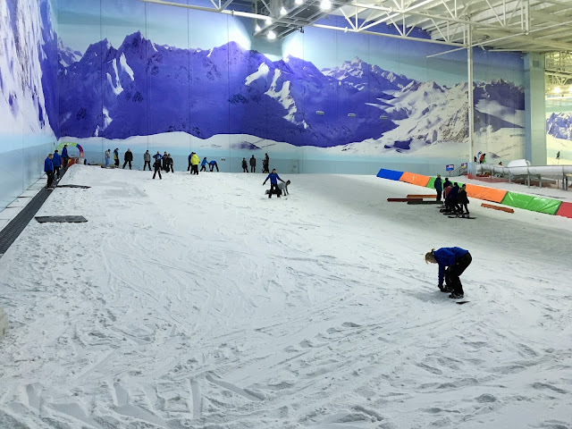 Chill Factore Learner Slope