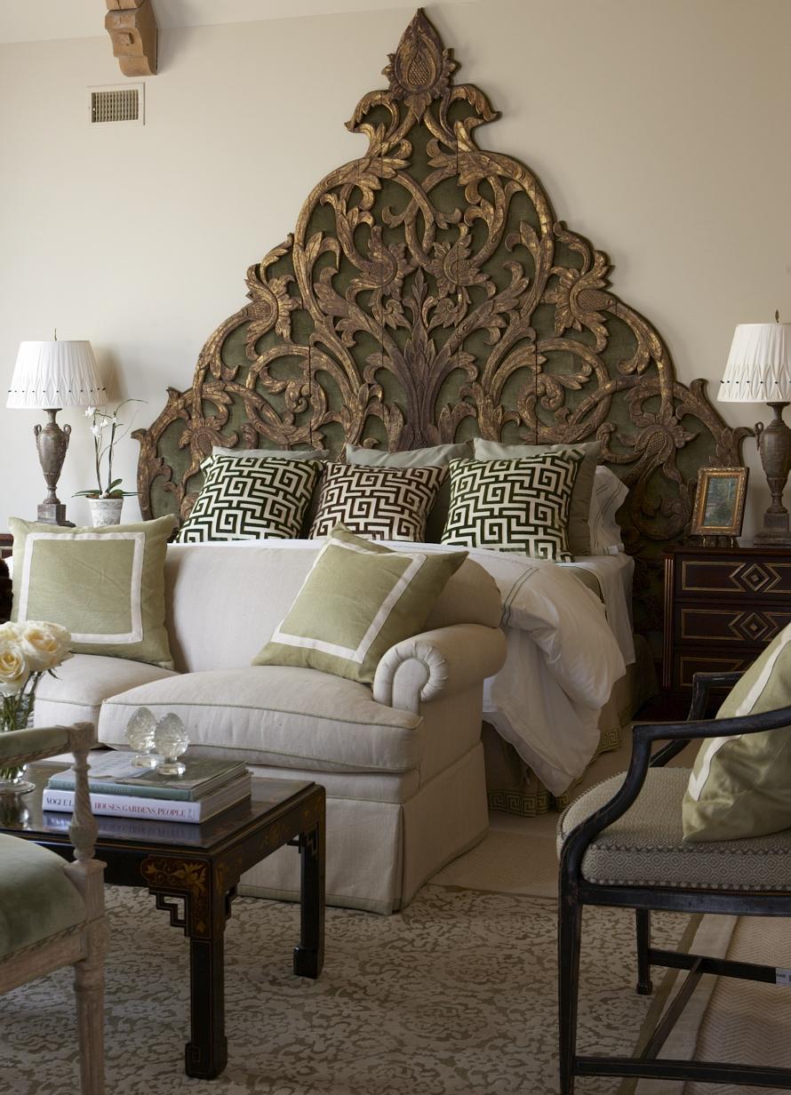 Boiserie c camere da letto bedroom lo stile da una biancheria da sogno - Camere da letto stile liberty ...