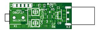USB FM transmitter circuit